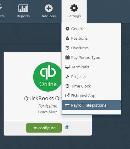 Payroll Integrations for QBO